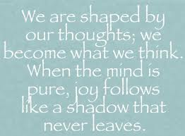 thought shaping